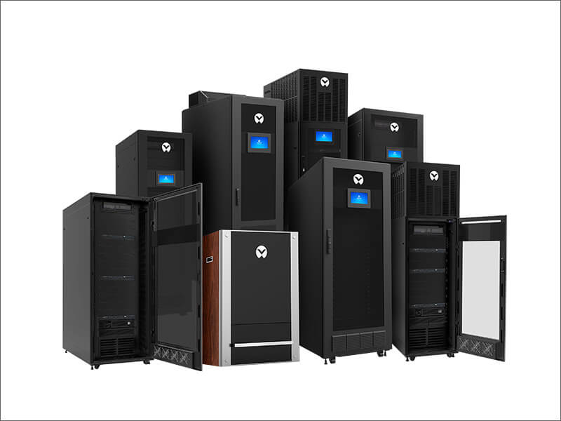 Smart Cabinet™️  系列单柜微模块解决方案   机柜即机房