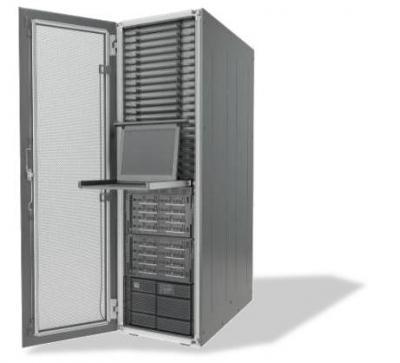 微型数据中心新睿™SmartCabinet™解决方案